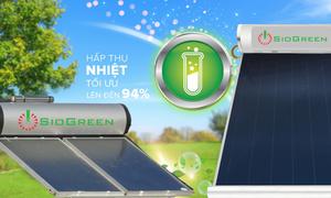Ưu điểm của máy năng lượng mặt trời SioGreen