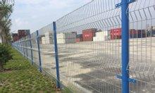 Cung cấp hàng rào lưới thép, hàng rào chấn sóng trên thân giá rẻ