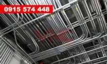 Ống thép luồn dây điện EMT đạt chuẩn UL797/ASNI C80.3