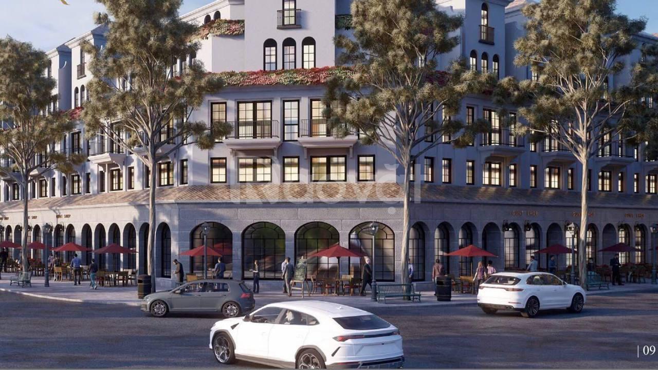 Mở bán dự án Shophouse thấp tầng Sunshine Helios Ciputra