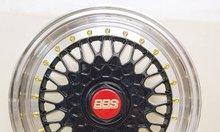 Vành mâm cổ điển BBS 14inch, giá tốt