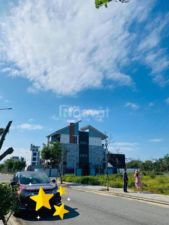 Chính chủ bán lô biệt thự đẹp 216m2 (9x24) khu đô thị FPT Đà Nẵng