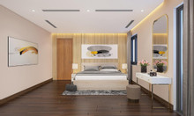 Bộ nội thất phòng ngủ đẹp hiện đại, thi công trọn bộ phòng ngủ Tp.HCM