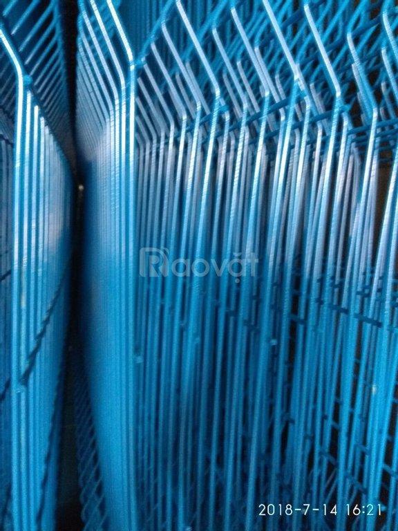 Lưới thép hàng rào sơn tĩnh điện giá tốt tại Hà Nội