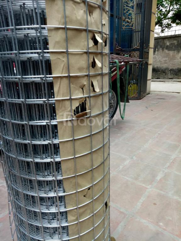 Cung cấp lưới hàn chập, lưới hàn đổ bê tông giá tốt miền Bắc