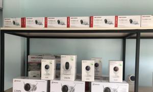 Lắp đặt camera an ninh tại Buôn Ma Thuột 2021 Hometech