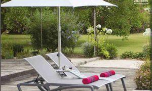 Ghế tắm nắng Grosfillex, ghế hồ bơi chuyên dụng