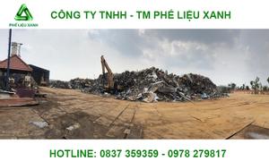 Thu mua phế liệu giá cao tại Sóc Trăng
