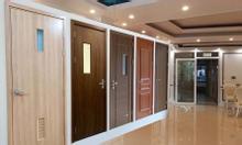 Cửa gỗ nhựa composite chịu nước tuyệt đối