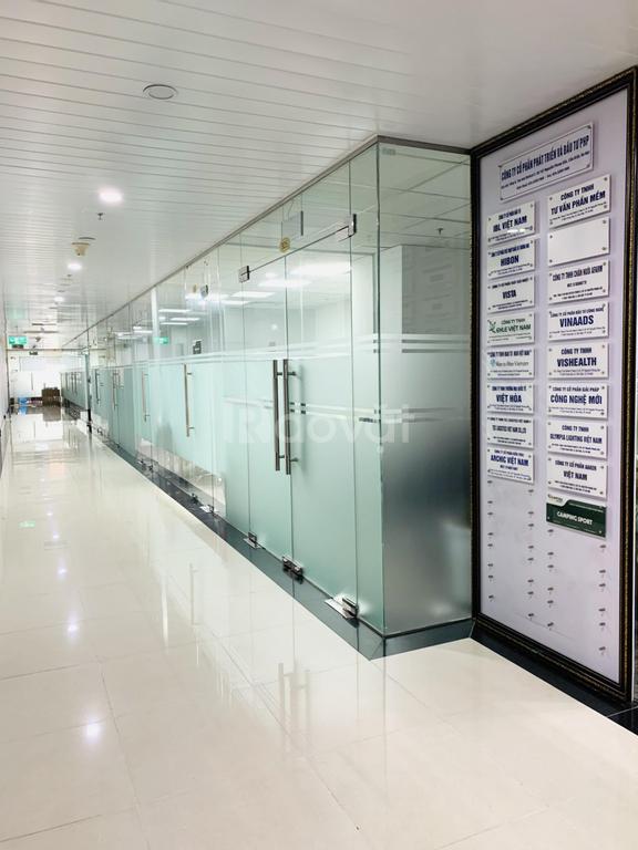 Văn phòng cho thuê 20m², 30m², 40m² tại Nguyễn Phong Sắc, Cầu Giấy