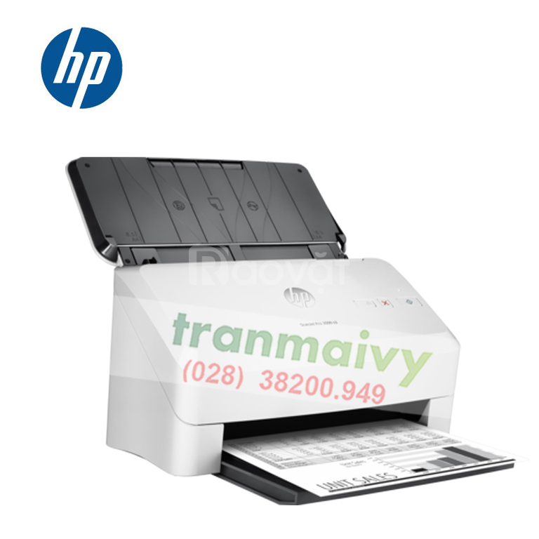 Máy scan tài liệu chuyên dụng HP ScanJet Pro 3000 s4 giá tốt