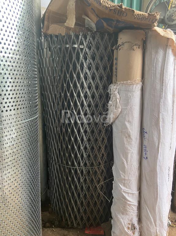 Lưới thép dập dãn, lưới thép kéo dãn, lưới thép XG ALpha
