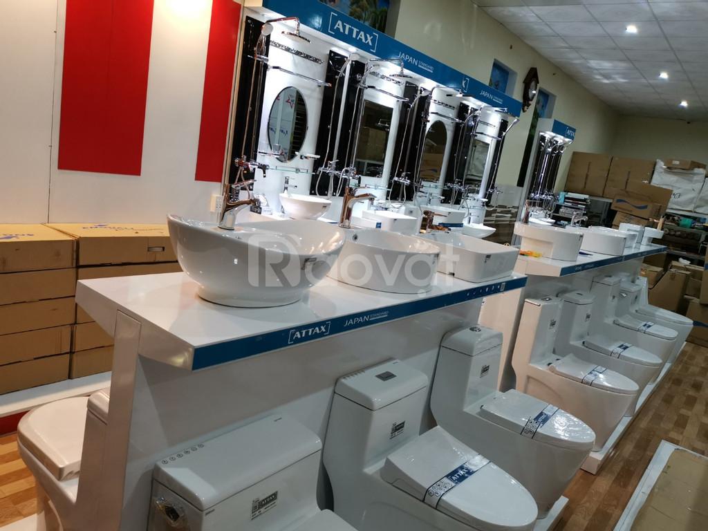 Làm phân phối thiết bị vệ sinh cao cấp Nhật Bản