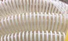 Phân phối sỉ lẻ ống cổ trâu gân nhựa phi 50, phi 60 dùng hút hạt liệu