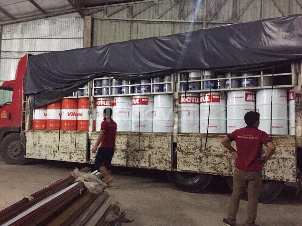 Bán nhớt máy nén khí tại Đồng Nai