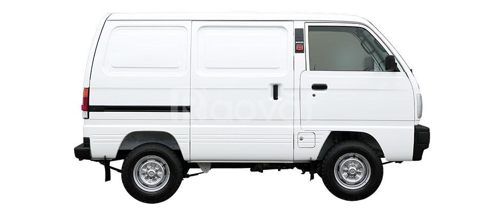 Xe tải Suzuki Blindvan