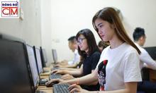 Học nhanh trung cấp tin học lớp ngoài giờ hành chính cho người đi làm
