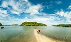 Tour Đảo Nhất Tự Sơn, Vịnh Hòa, Đồi Cát Từ Nham 1 ngày