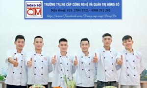 Trường dạy nghề nấu ăn tại Hà Nội có giới thiệu việc làm