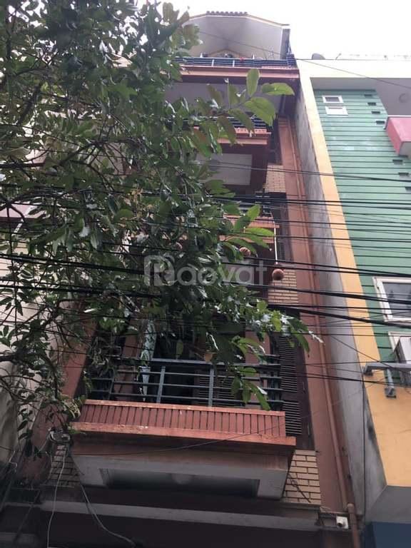 Bán nhà mặt ngõ Duy Tân, Cầu Giấy