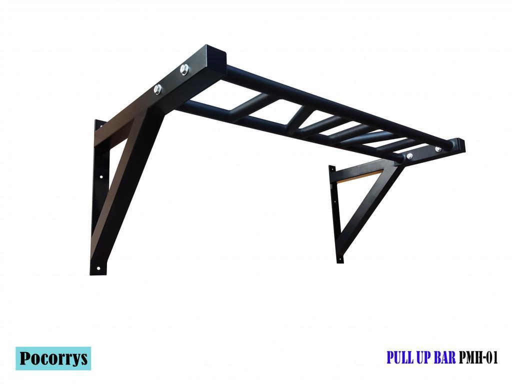 Xà đơn gắn tường đa thanh - Pull up bar Pocorrys PMH-01