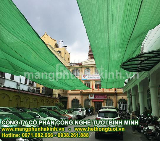 Lưới che nắng nhập khẩu Thái Lan, lưới che nắng 60 %, lưới che nắng 70
