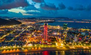 Căn hộ nghỉ dưỡng mặt biển trung tâm Quy Nhơn, tòa nhà Pullman