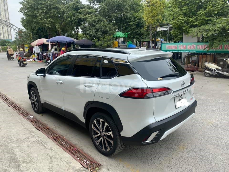 Độ cốp điện tự động Toyota Cross