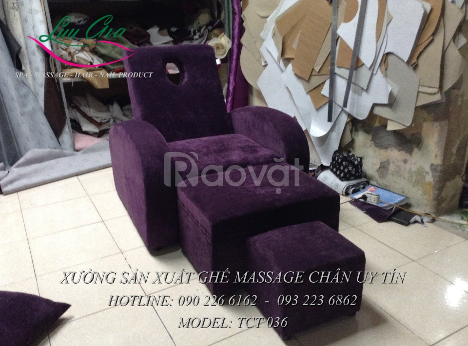 Ghế foot nâng hạ tại Hà Nội