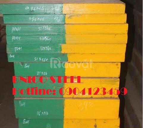 Thép tấm dày S55C, 65MN uy tín, giá rẻ