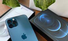iPhone 12 Pro Max 128 GB màu Graphite Blue bản VN/A