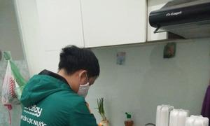 Dịch vụ thay lõi lọc nước tại nhà socbay