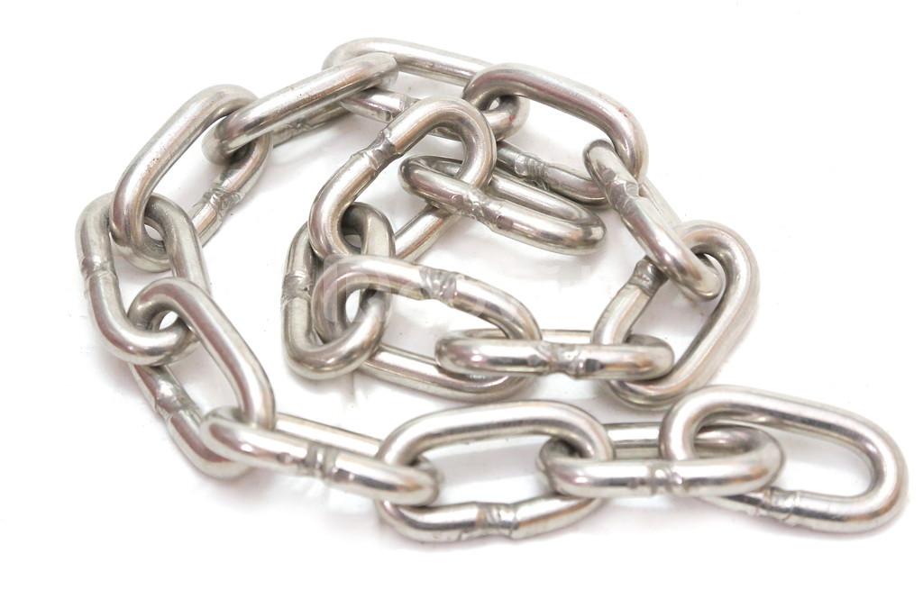Vòng tròn inox 3 l-12 ly, dây xích inox 304 M4 phi 4 móc nối xích inox