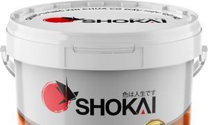 Sơn Shokai CN Nhật Bản