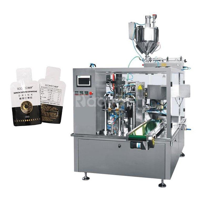 Máy đóng gói dung dịch, thiết bị cung cấp những sản phẩm hữu dụng