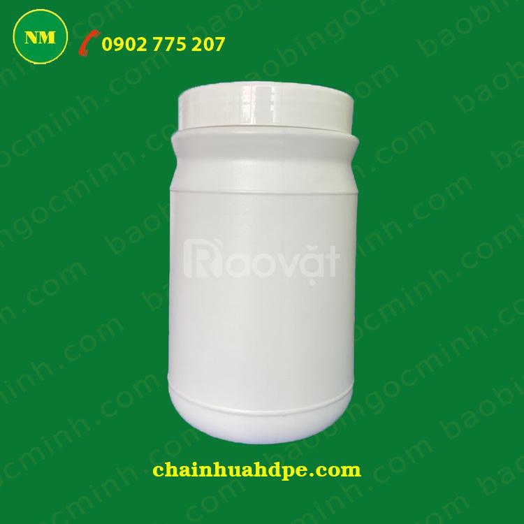 Can nhựa 20 lít vuông, tròn đựng hóa chất, hóa mỹ phẩm
