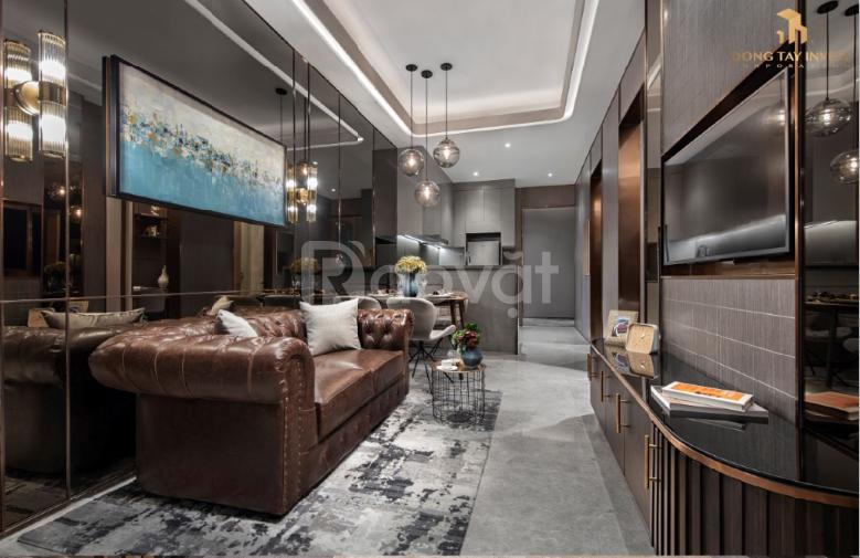 The Marq 29B Nguyễn Đình Chiểu, Q1 đón khách tham quan căn hộ thực tế