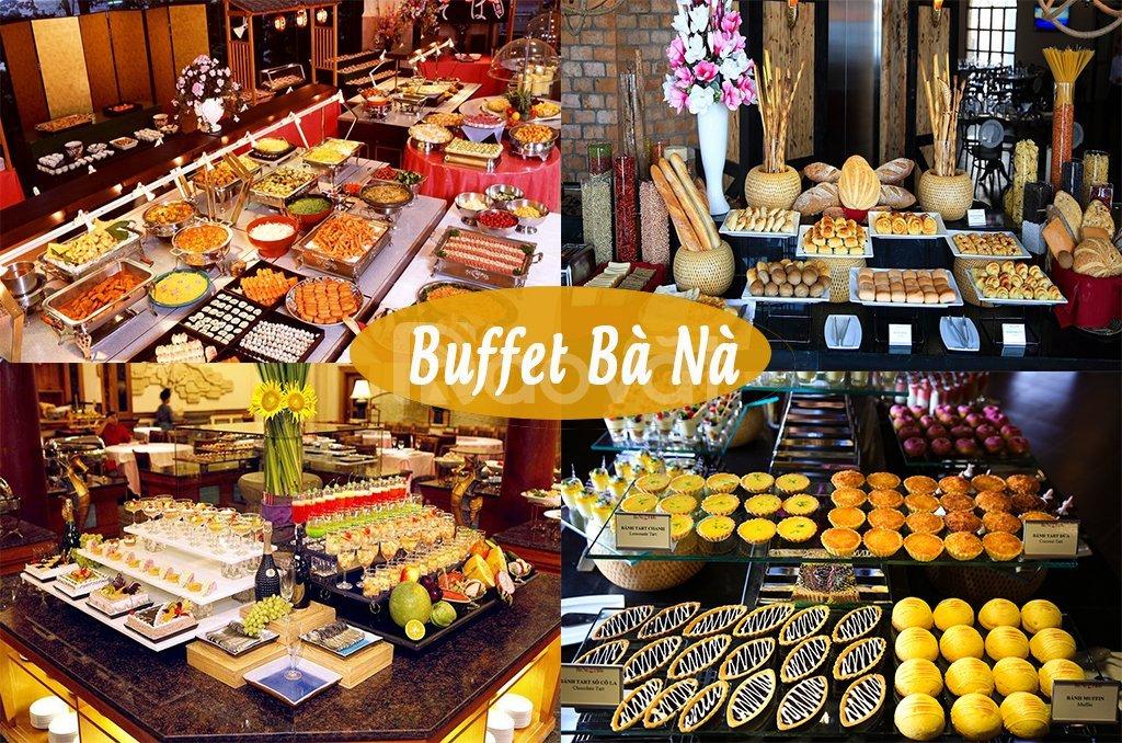 Combo vé buffet và vé cáp treo Bà Nà Hill, Đà Nẵng