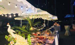 Dịch vụ đặt tiệc lưu động tại Hà Nội và các tỉnh phía Bắc