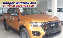 Ford Ranger Wildtrak 2021 bản full, ưu đãi 50% trước bạ