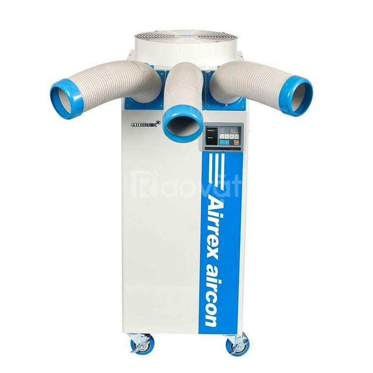 Điều hòa di động spot cooler, điều hòa tủ điện
