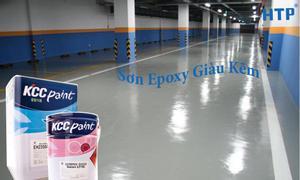 Đại lý cấp 1 chuyên bán sơn Epoxy KCC chính hãng giá sỉ rẻ tại TPHCM