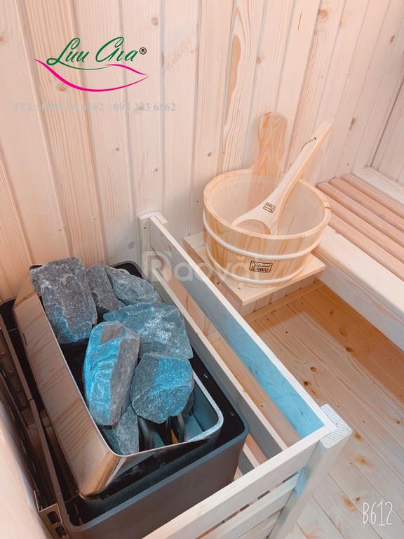 Thi công phòng xông hơi khô tại Hà Nam