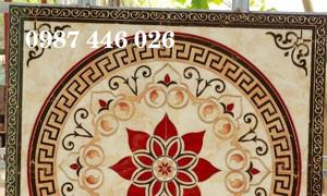 Gạch thảm chiếu nghỉ hoa văn HP61110
