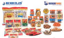 Hải sản đặc sản Phan Thiết thương hiệu Hải Nam Foods
