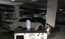 Bán máy phát điện Diesel Honda 15kva-3pha chống ồn