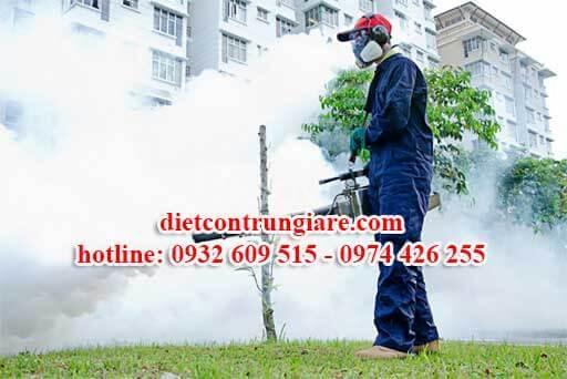 Dịch vụ diệt muỗi giá rẻ