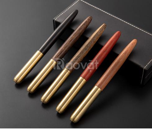 Bút bi gỗ, bút tre, bút dạ vỏ bằng gỗ, bút kí gỗ tre