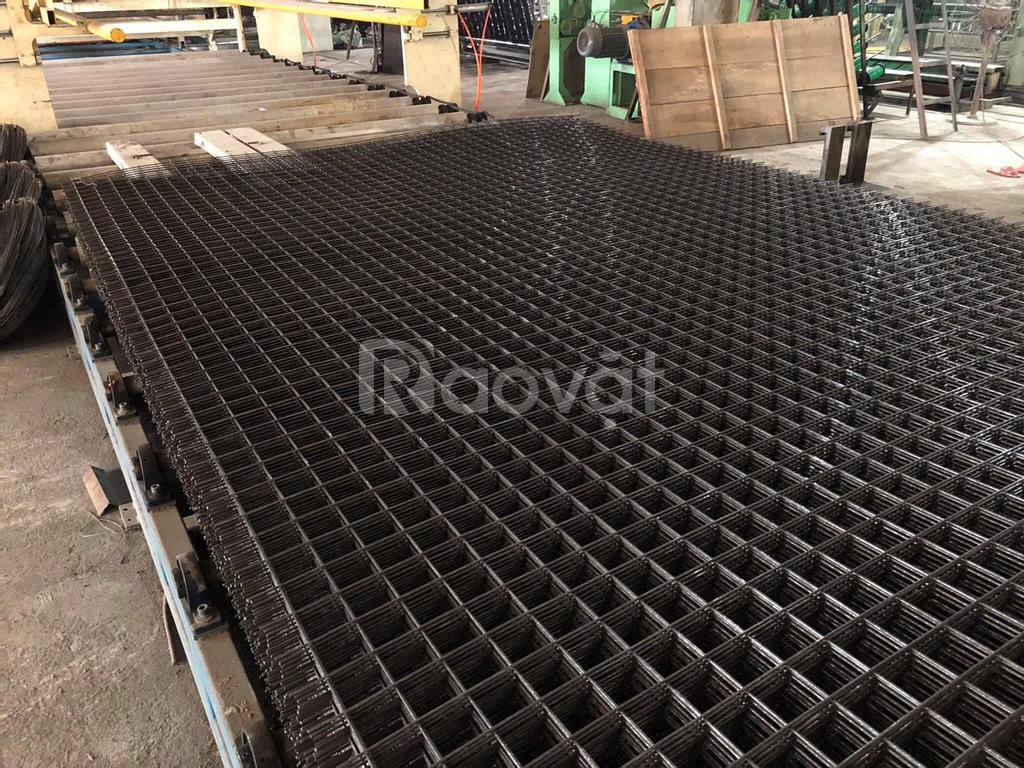 Lưới thép hàn đổ bê tông D5 mắt 100*100, 150*150, 200*200