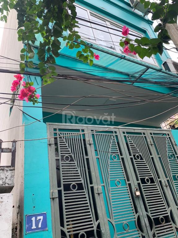 Bán nhà 4 tầng 60 m2 số 17, ngõ 266/5 Nguyễn Văn Cừ Long Biên